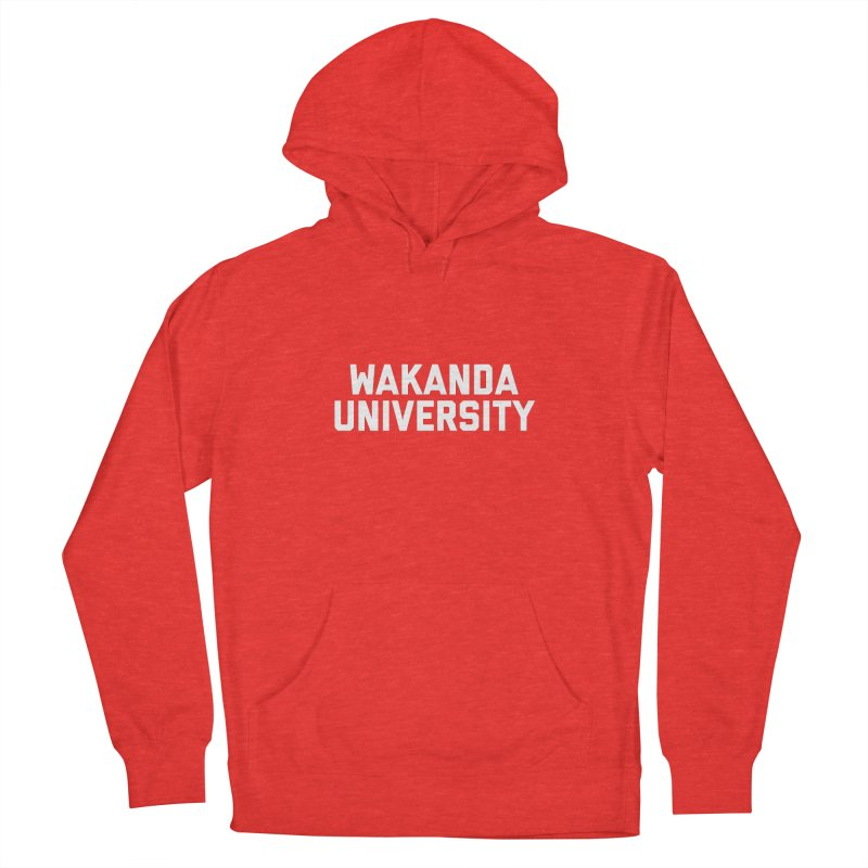 WAKANDA UNIVERSITY Men's Pullover Hoody by Coreyography