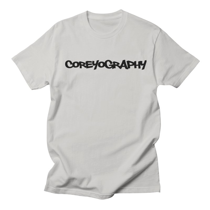COREYOGRAPHY SWAG Men's Regular T-Shirt by Coreyography