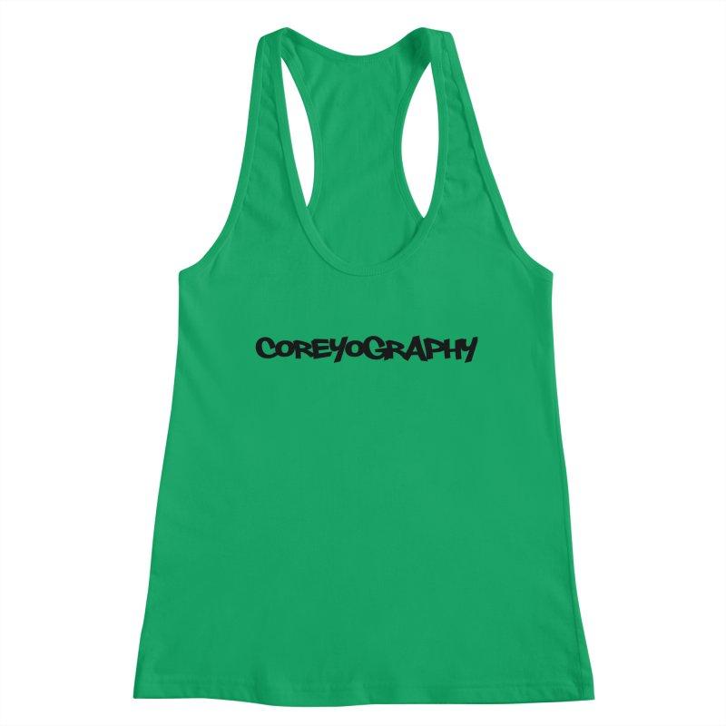 COREYOGRAPHY SWAG Women's Tank by Coreyography
