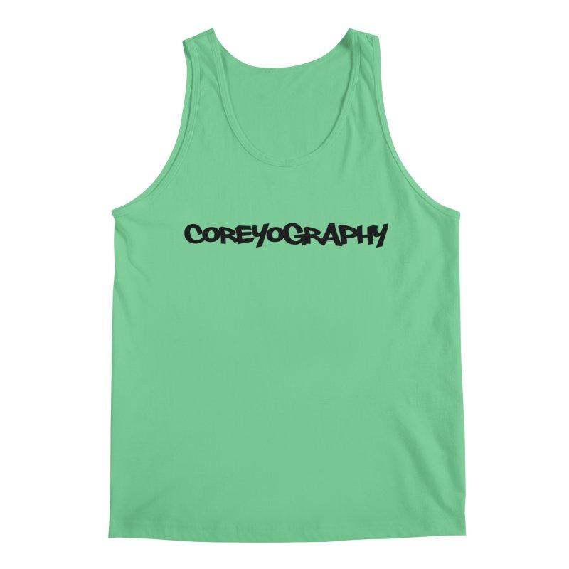 COREYOGRAPHY SWAG Men's Regular Tank by Coreyography