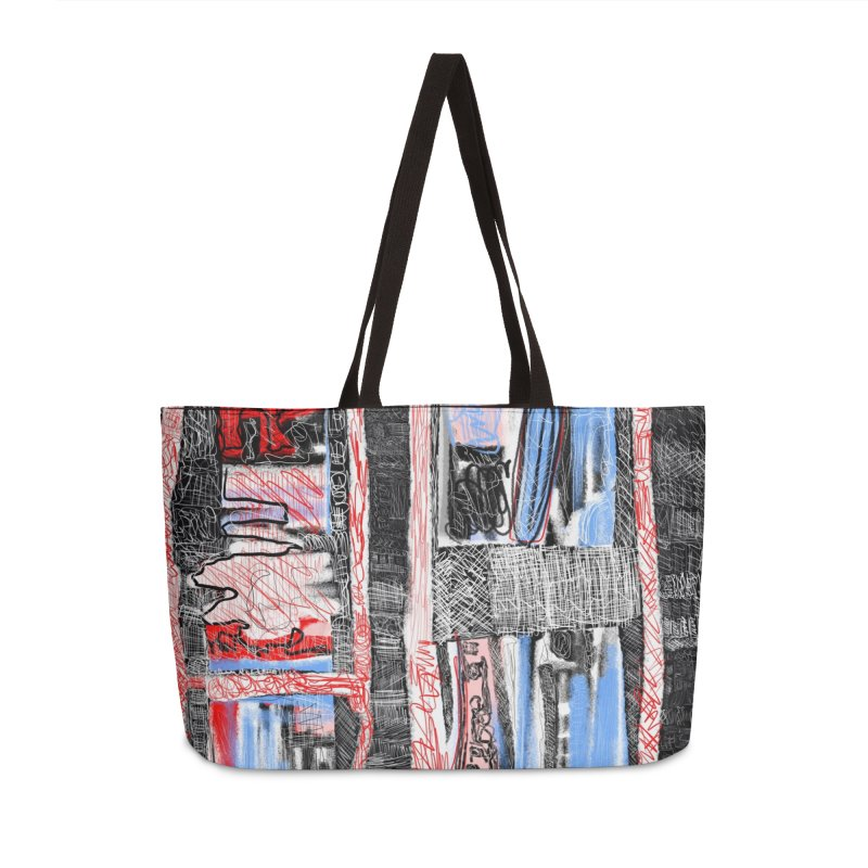 InterStellar Heart Transplant Accessories Bag by Abstract Bag Company
