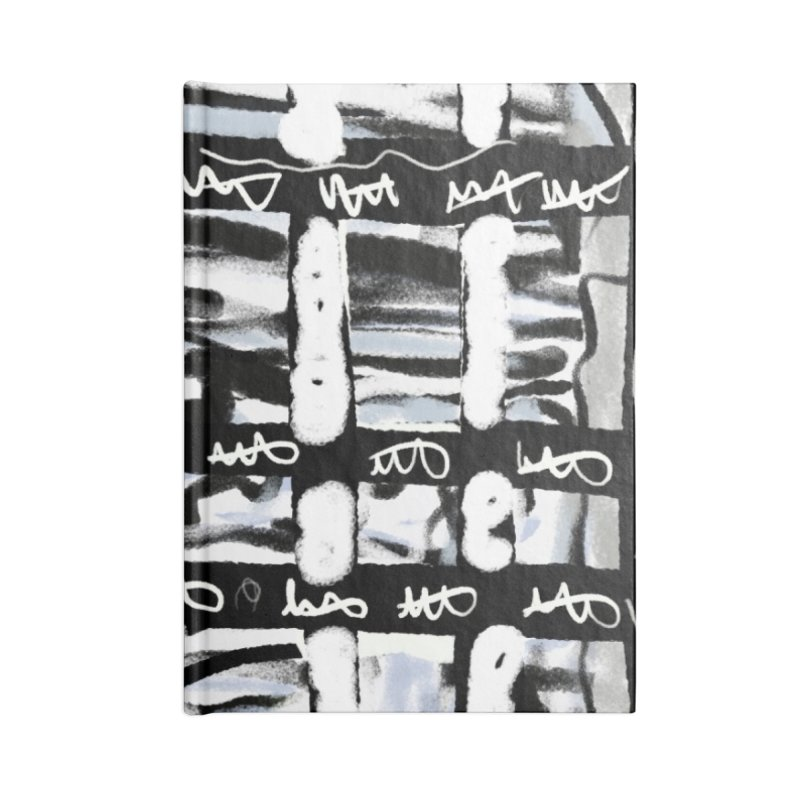 B&W Kodak Moment Accessories Notebook by Abstract Bag Company