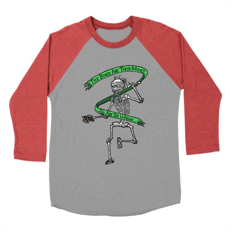 The Night the Skeletons Came to Life Men's Longsleeve T-Shirt by The Corey Press