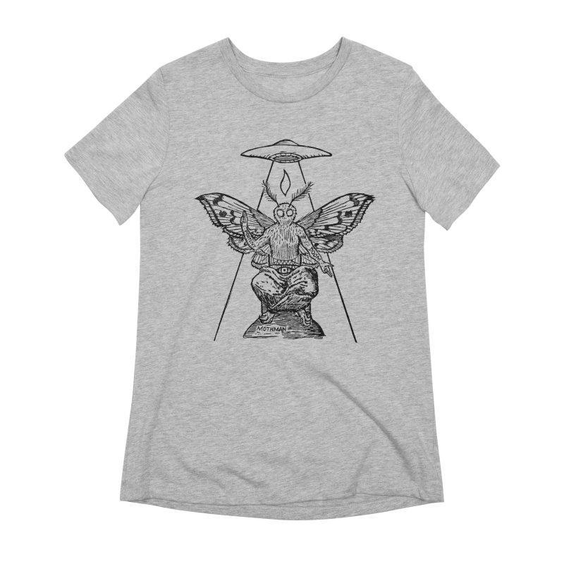 Mothomet! Women's Extra Soft T-Shirt by The Corey Press