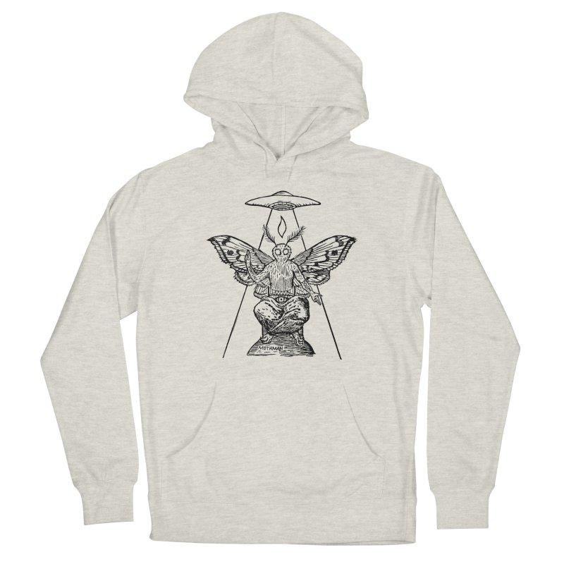 Mothomet! Men's Pullover Hoody by The Corey Press