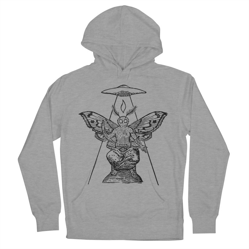Mothomet! Men's French Terry Pullover Hoody by The Corey Press