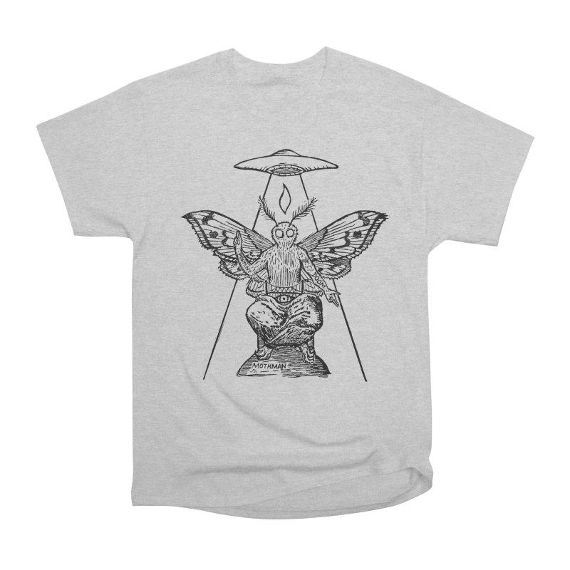 Mothomet! Men's Heavyweight T-Shirt by The Corey Press