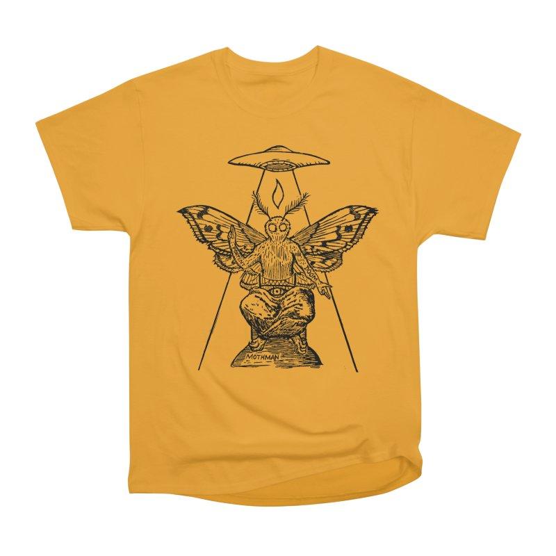 Mothomet! Women's Heavyweight Unisex T-Shirt by The Corey Press
