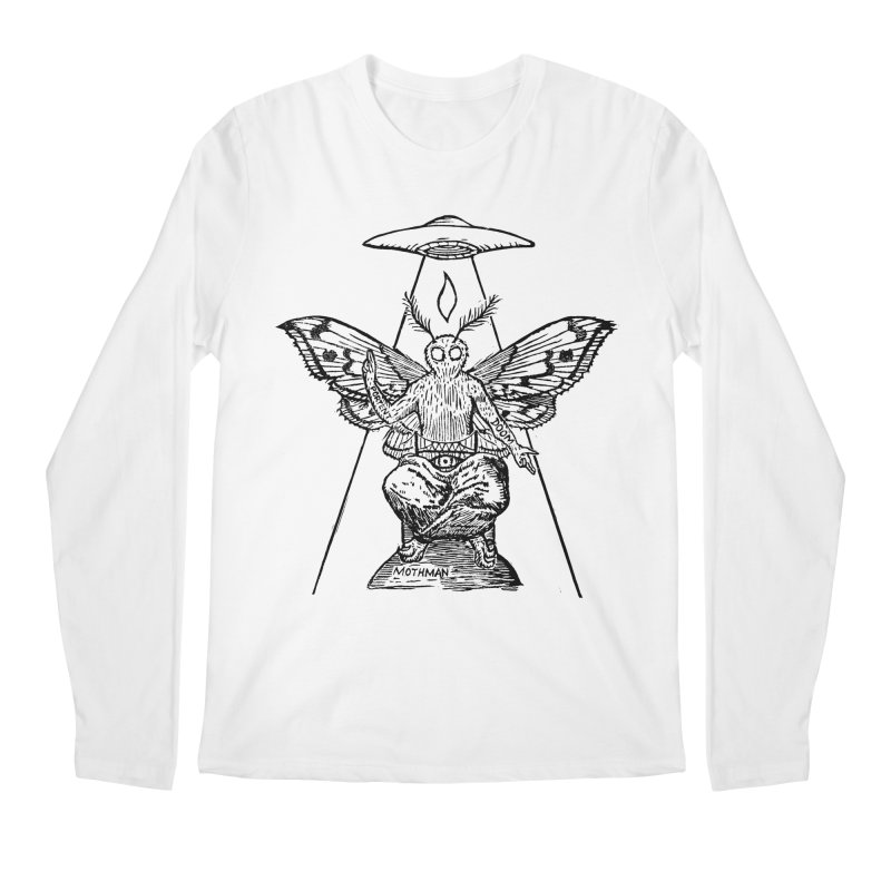 Mothomet! Men's Regular Longsleeve T-Shirt by The Corey Press