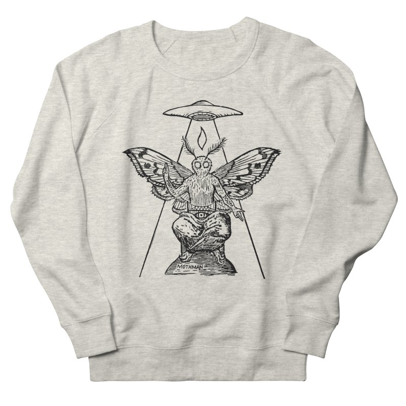 Mothomet! Women's French Terry Sweatshirt by The Corey Press