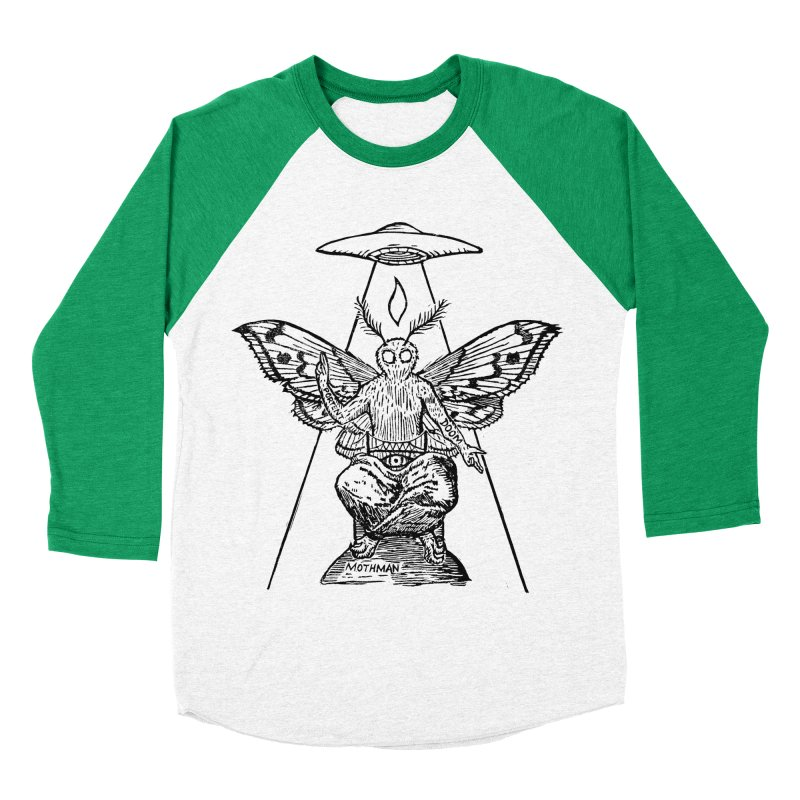 Mothomet! Men's Baseball Triblend Longsleeve T-Shirt by The Corey Press