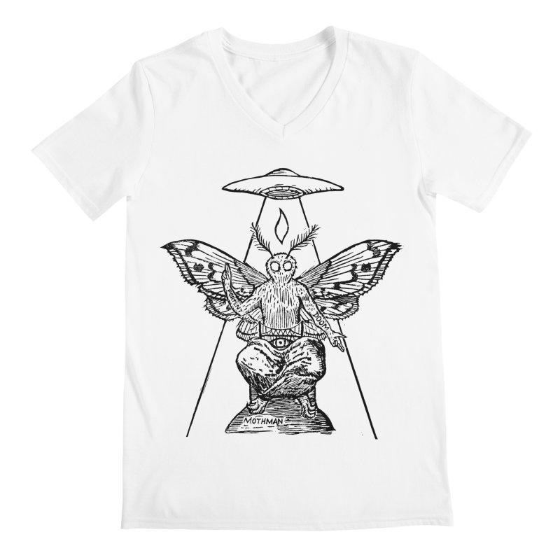 Mothomet! Men's V-Neck by The Corey Press
