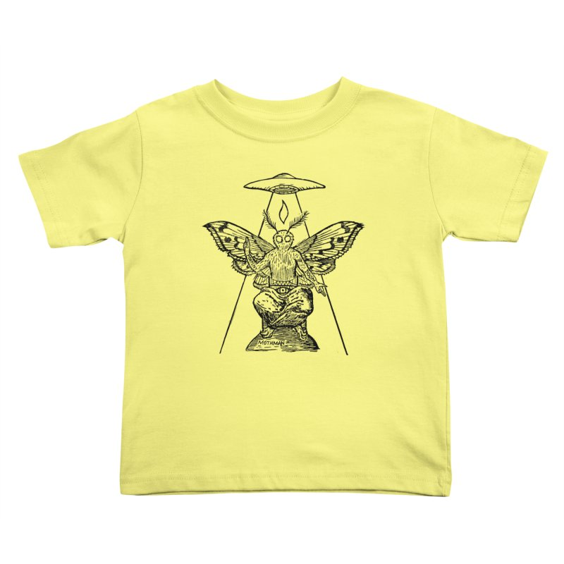 Mothomet! Kids Toddler T-Shirt by The Corey Press