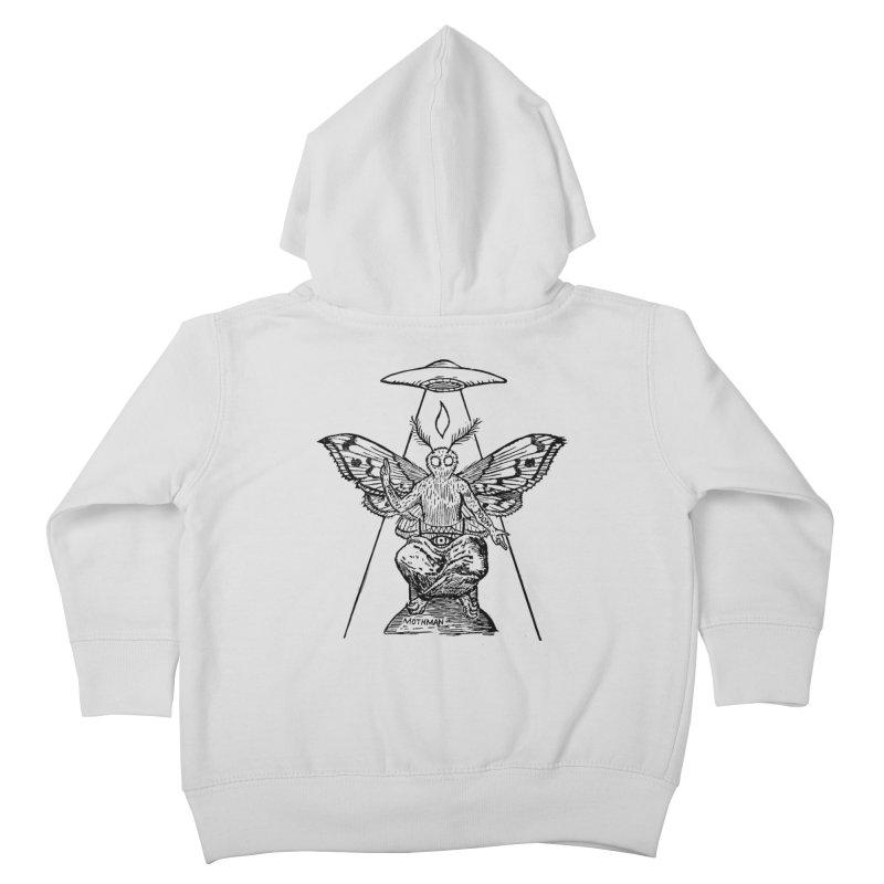Mothomet! Kids Toddler Zip-Up Hoody by The Corey Press