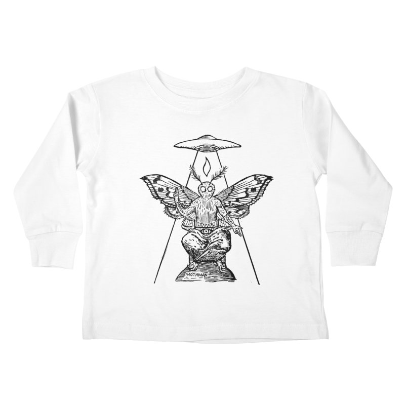 Mothomet! Kids Toddler Longsleeve T-Shirt by The Corey Press