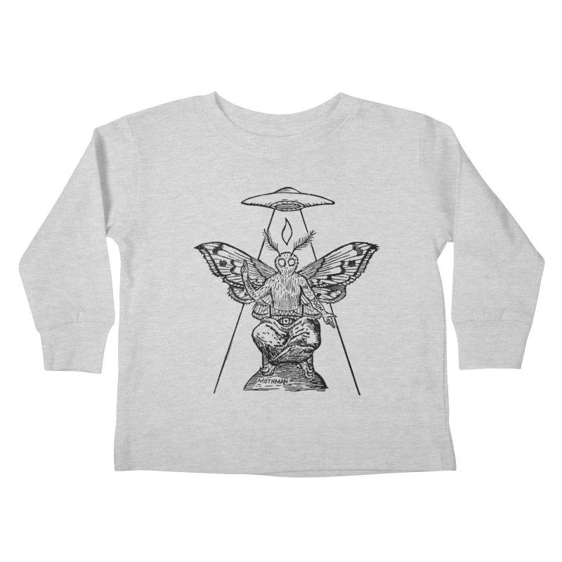 Mothomet! Kids Toddler Longsleeve T-Shirt by The Corey Press