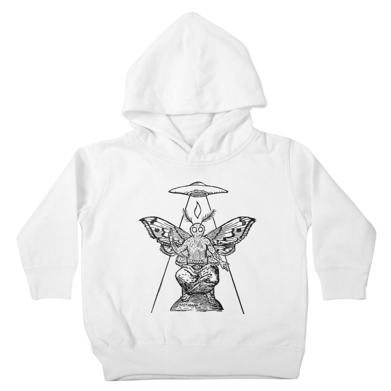 Mothomet! Kids Toddler Pullover Hoody by The Corey Press
