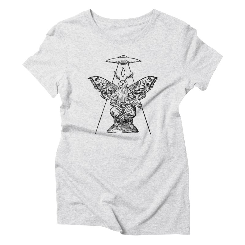 Mothomet! Women's Triblend T-Shirt by The Corey Press