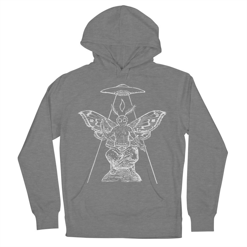 Mothomet!! Women's French Terry Pullover Hoody by The Corey Press