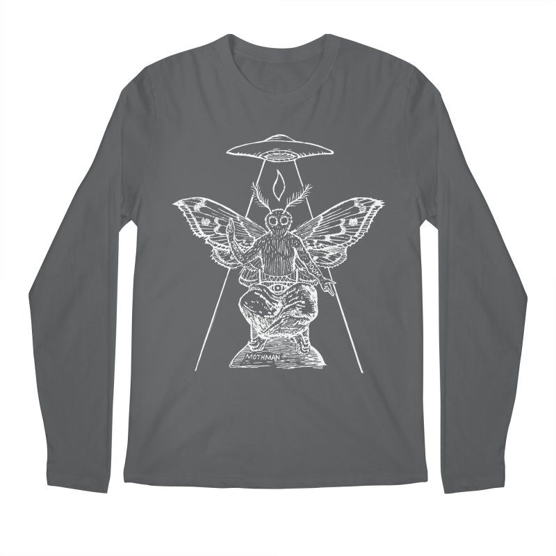 Mothomet!! Men's Regular Longsleeve T-Shirt by The Corey Press