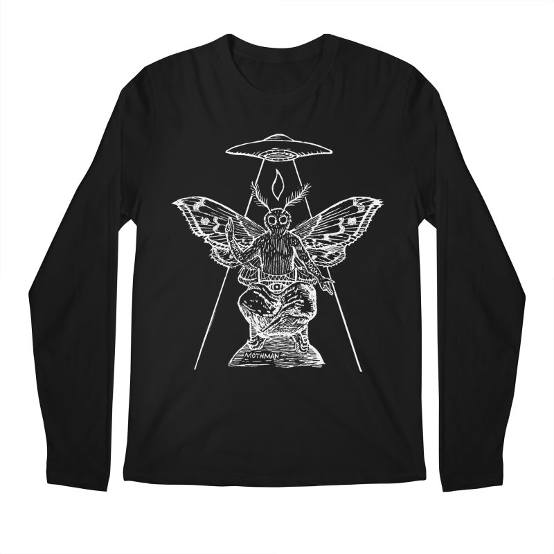 Mothomet!! Men's Regular Longsleeve T-Shirt by The Corey Press