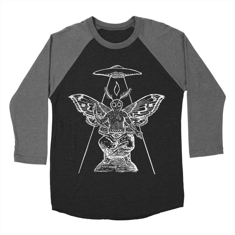 Mothomet!! Men's Baseball Triblend Longsleeve T-Shirt by The Corey Press