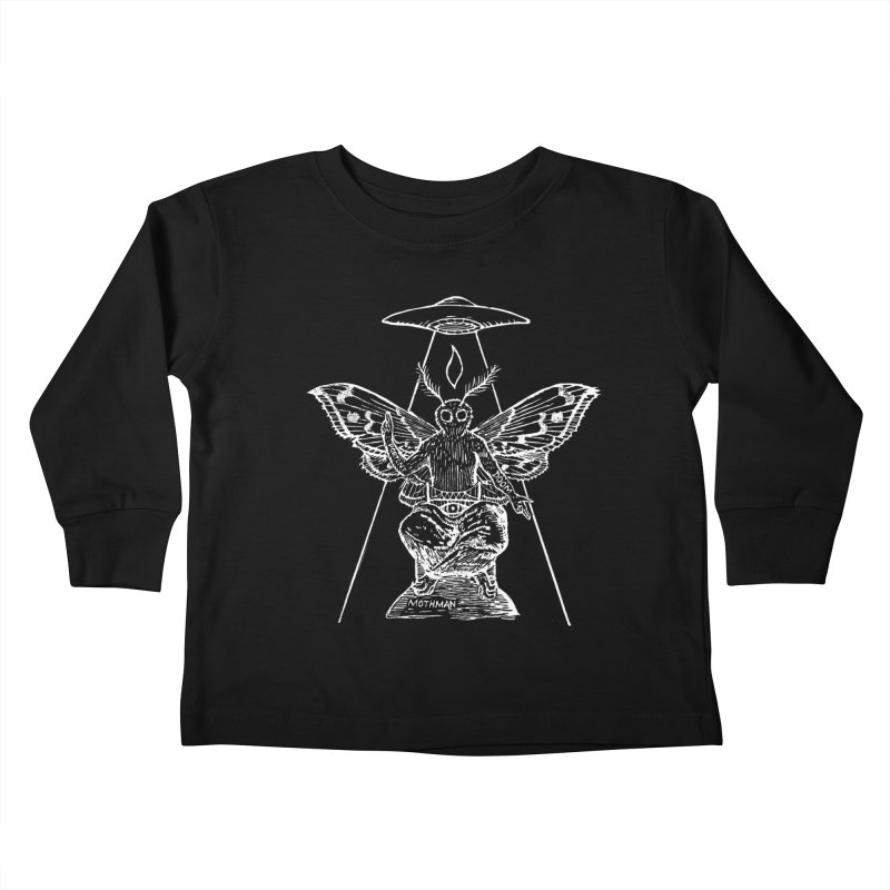 Mothomet!! Kids Toddler Longsleeve T-Shirt by The Corey Press