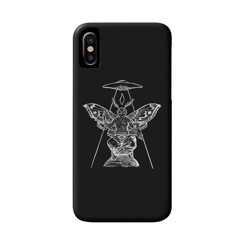 Mothomet!! Accessories Phone Case by The Corey Press
