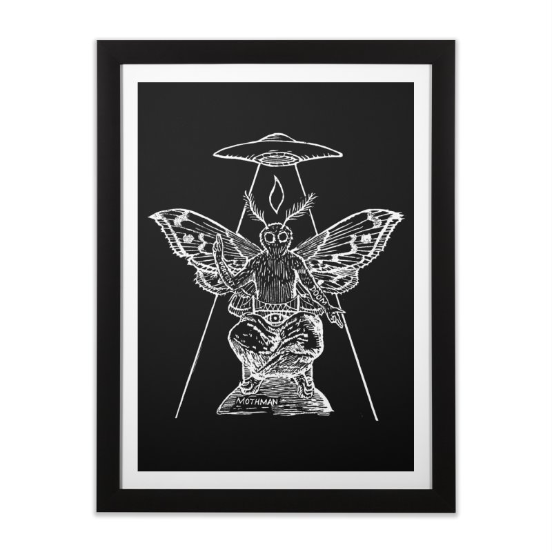 Mothomet!! Home Framed Fine Art Print by The Corey Press