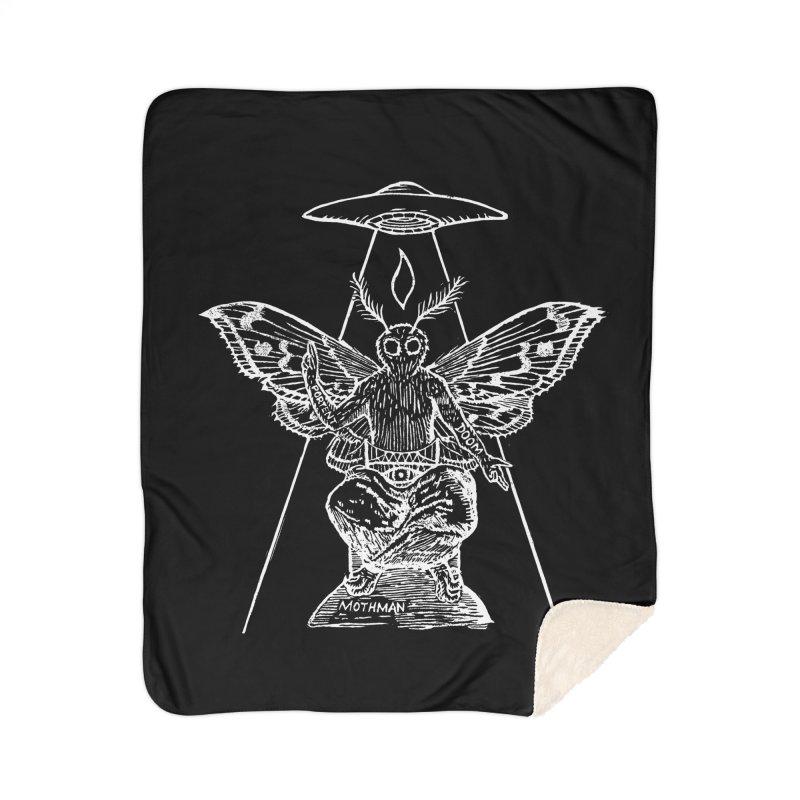 Mothomet!! Home Sherpa Blanket Blanket by The Corey Press