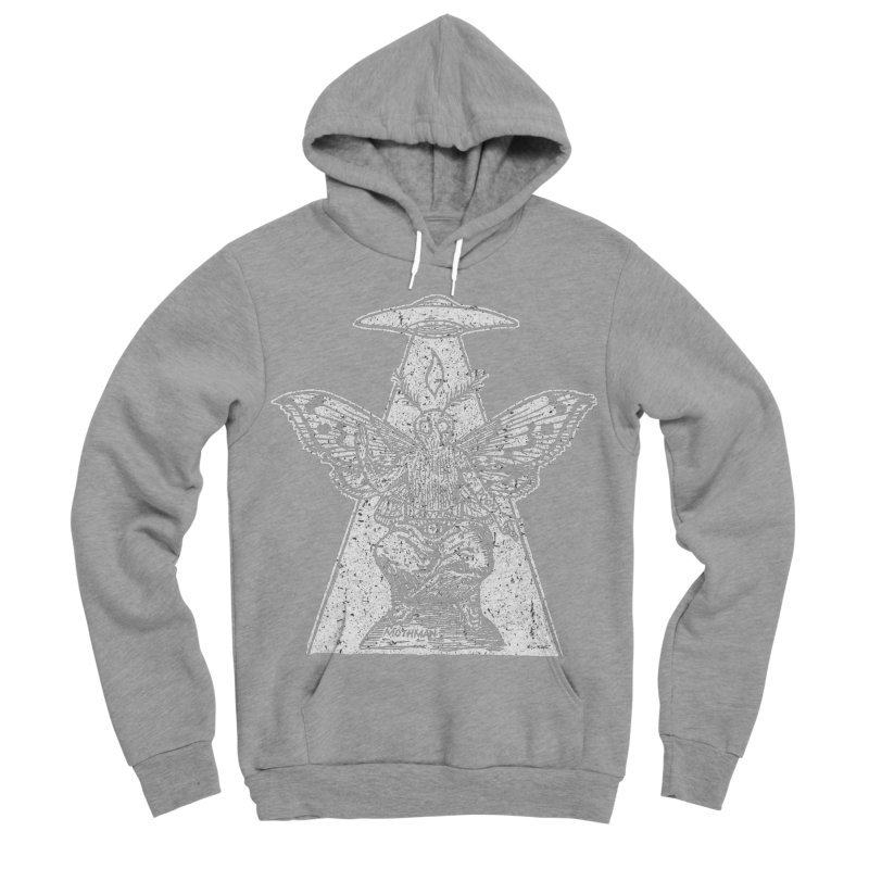 Mothomet!!! Men's Sponge Fleece Pullover Hoody by The Corey Press