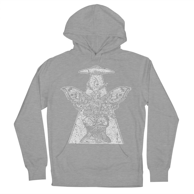 Mothomet!!! Men's French Terry Pullover Hoody by The Corey Press