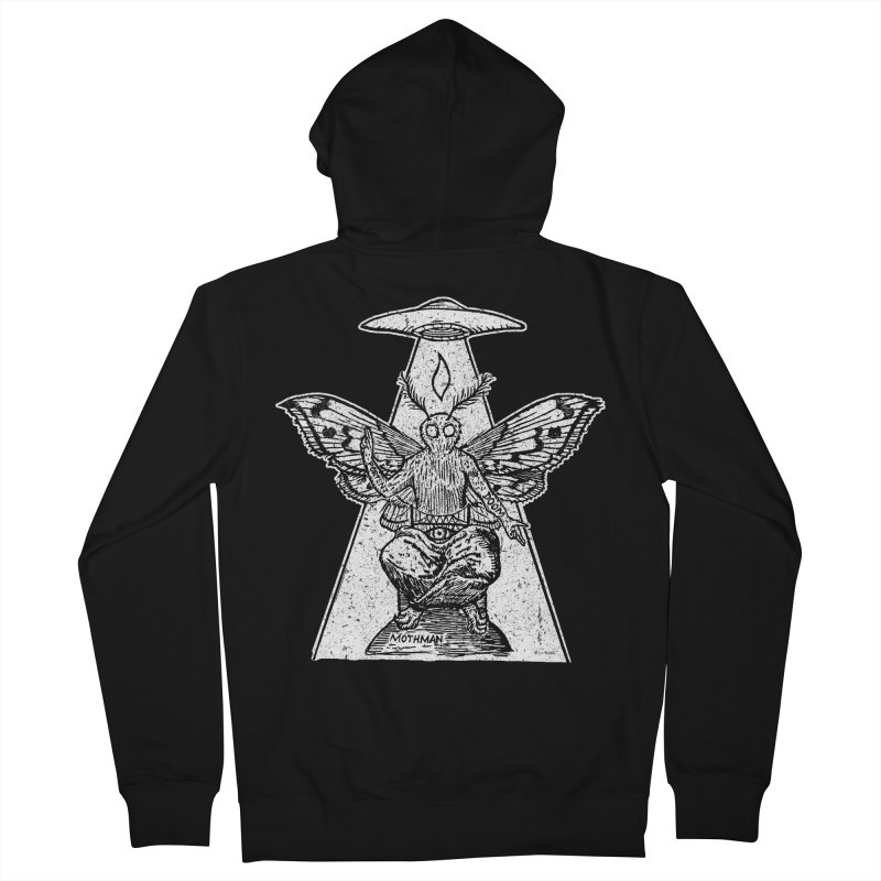 Mothomet!!! Women's French Terry Zip-Up Hoody by The Corey Press