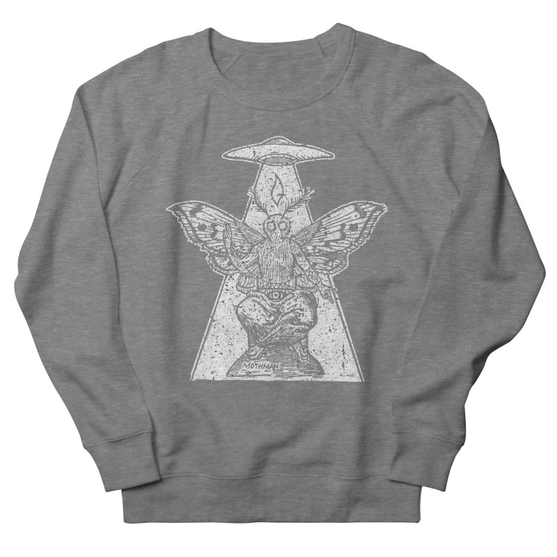 Mothomet!!! Women's French Terry Sweatshirt by The Corey Press