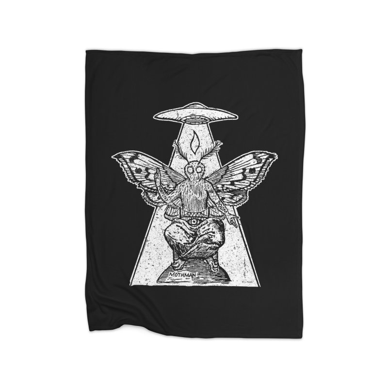 Mothomet!!! Home Fleece Blanket Blanket by The Corey Press