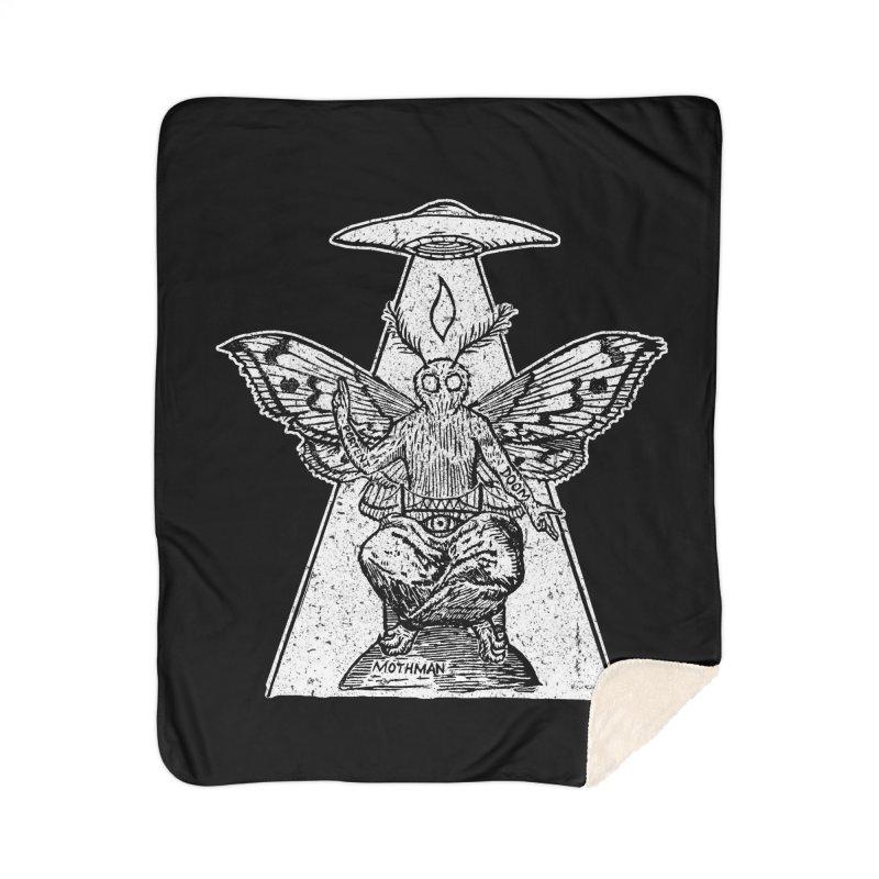 Mothomet!!! Home Sherpa Blanket Blanket by The Corey Press