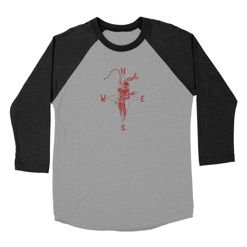 Never Lost Men's Longsleeve T-Shirt by The Corey Press