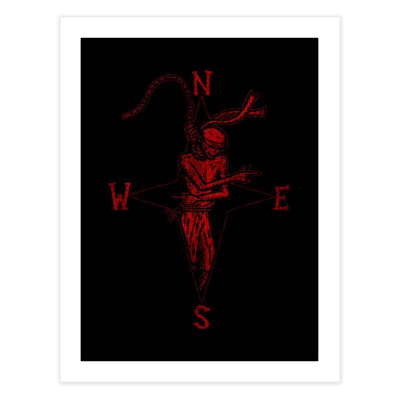 Never Lost Home Fine Art Print by The Corey Press