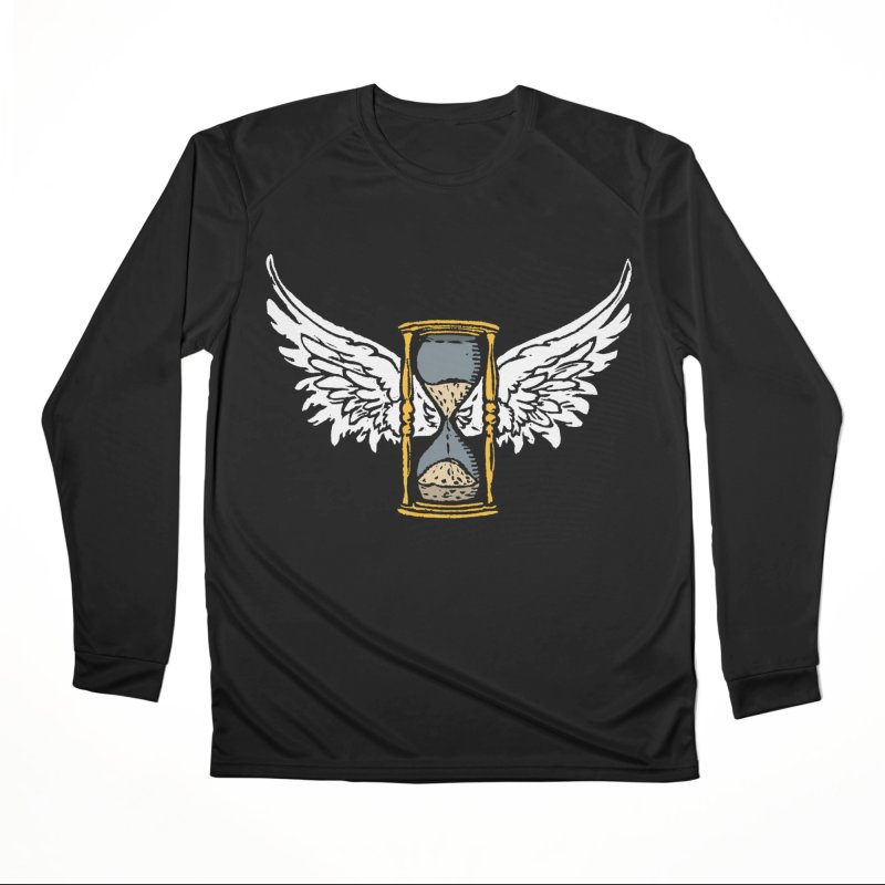 Tempus Fugit Women's Performance Unisex Longsleeve T-Shirt by The Corey Press