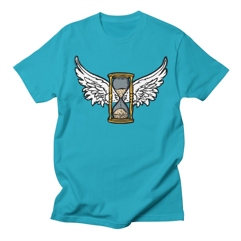 Tempus Fugit Women's Regular Unisex T-Shirt by The Corey Press