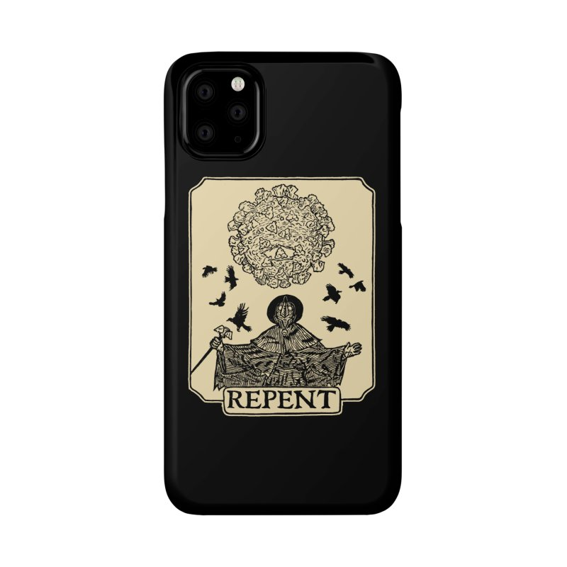 Repent Accessories Phone Case by The Corey Press