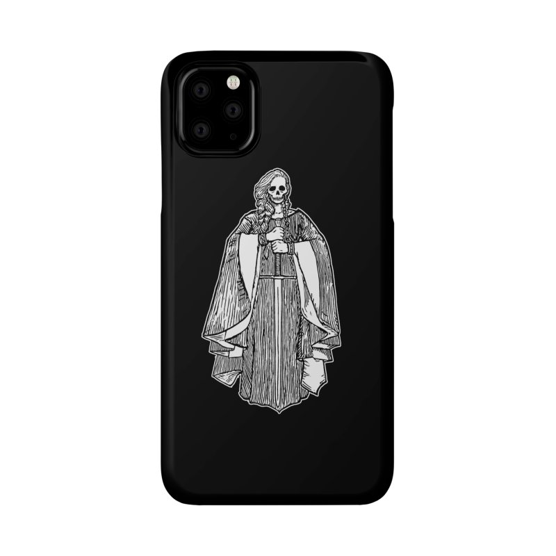 The Grim Lady Accessories Phone Case by The Corey Press