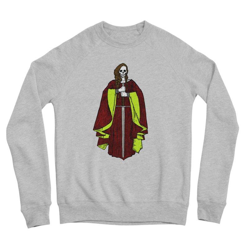 The Grim Lady Men's Sponge Fleece Sweatshirt by The Corey Press