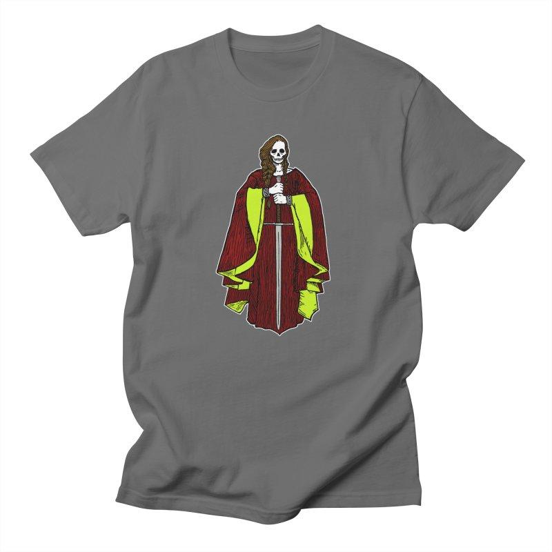 The Grim Lady Men's T-Shirt by The Corey Press