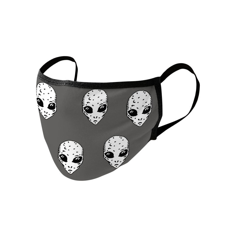 Traveller Mask (Dark) Accessories Face Mask by The Corey Press