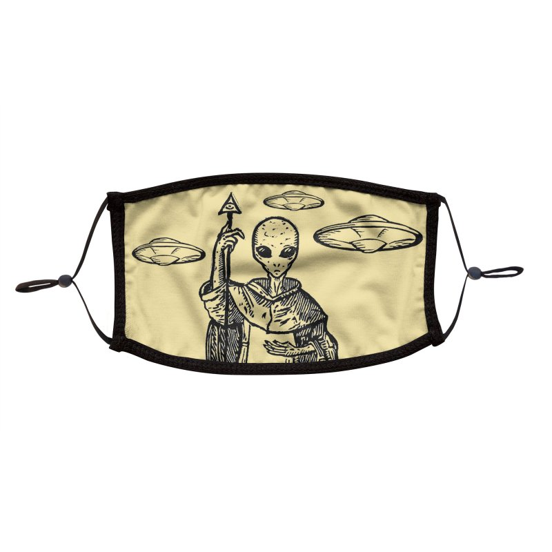 The Traveller Mask Accessories Face Mask by The Corey Press