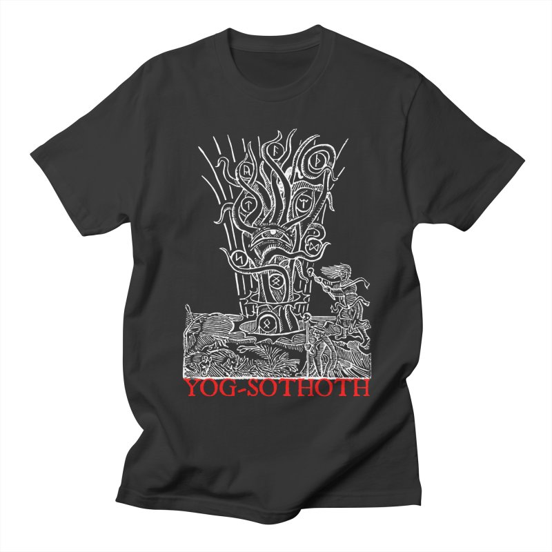 Opener of the Way (Darkness) Men's T-Shirt by The Corey Press
