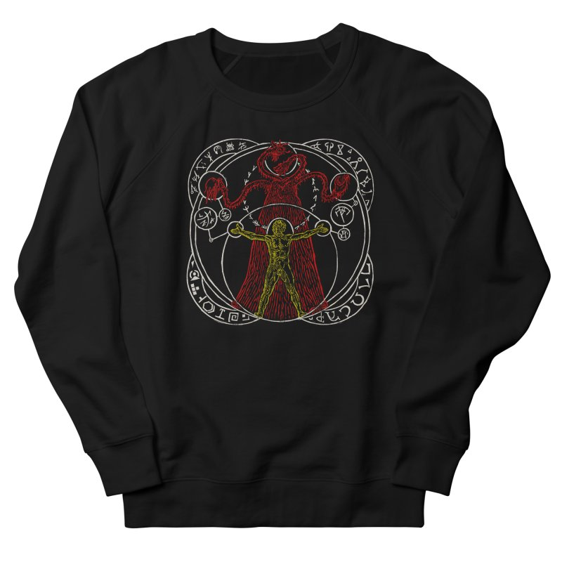 The Exchange (Color) Men's French Terry Sweatshirt by The Corey Press