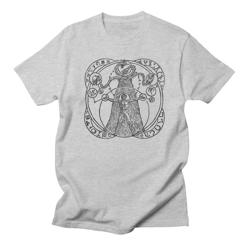 The Exchange (Black Ink) Women's Regular Unisex T-Shirt by The Corey Press