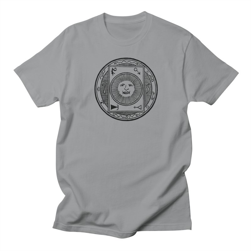 Figure 10 - Black Line Women's Regular Unisex T-Shirt by The Corey Press
